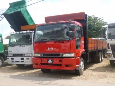 Hino wooden cargo