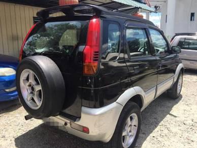 2001 Perodua Kembara 1.3 EZ (A) SE DirectOwner