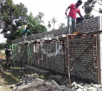 House Renovation ubahsuai rumah