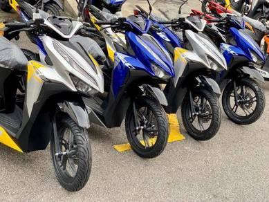 Honda vario 150 ( Promosi ready stock )Wasap Apply