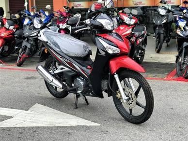 HONDA WAVE 125i OFFER RM 1