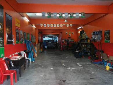 Shop Office Lot, Sri Nanding Hulu Langat FOR SALE