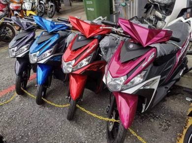 Yamaha ego solariz -terlajak murah