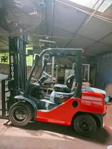 Toyota Diesel Forklift 3.0 ton 8FD30 (A)
