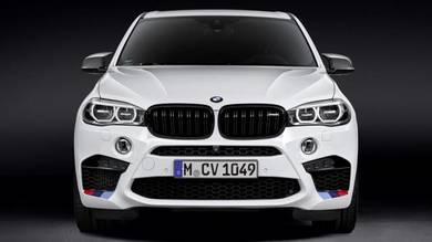 BMW F15 F16 X5 X6 Dual Fin Grill X5 X6 M Grille