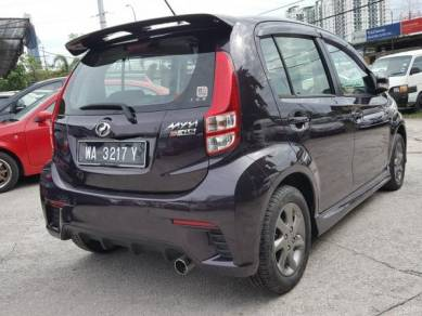 Perodua MYVI 1.5 SE (A)FulLoan,FullServiceRecord
