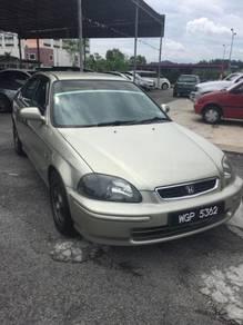 1998 Honda CIVIC 1.6 (M) EK EG ACTUAL YEAR 1998