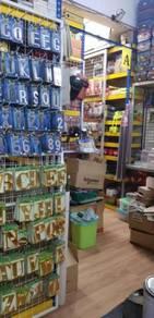 Hardware Shop for Sales