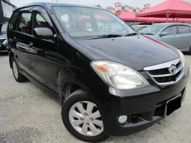 New Toyota Avanza for sale