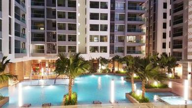 New, fully furnished, affordable condo units in mont kiara for rent
