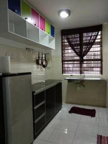 100% loan!!! semi furnished service apartment for sale!