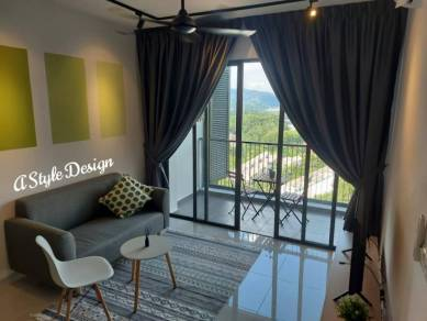 Riana South Condo 3R2B Fully Furnished for Rent