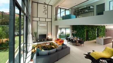 New 3 Storey Bungalow, Perdana Heights, Seksyen U10, Shah Alam, 0% DP