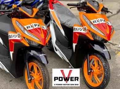 Honda Vario 150 Repsol (JOM JIMAT) Free Apply