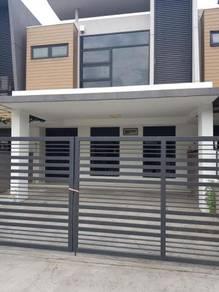 2 storey New terrace house Cahaya Alam (sebelah Seksyen 7)