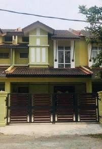 [Facing Garden] 2 Storey Terrace House Kota Puteri Seksyen 5 Rawang
