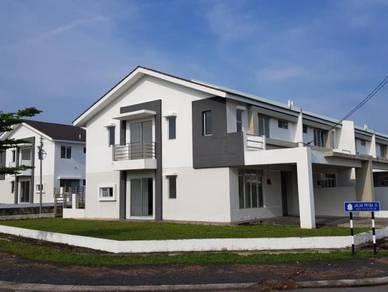 Kulim,100% Loan, 2 Storey Terrace, 24KM from Kulim Hi-Tech Park