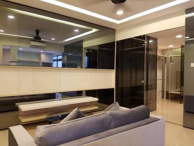 Eve Suite Ara Damansara, Fully Furnished, Nice View And Near LRT