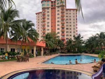 Fully furnished, Ipoh Kiara Condominium, Bercham, Ipoh