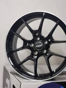 NEW RIM RAYS G027 18x8 5x112 VW MERCEDES AUDI
