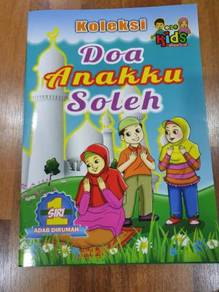 Koleksi Doa Anakku Soleh