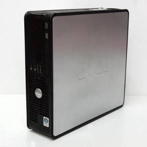 DELL Desktop Computer PC CPU Intel C2D Wifi Ready