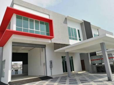 1.5 Sty Semi-D Industry, Central - I (New), Saga Jaya, Perai