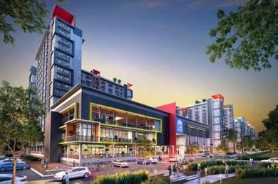 NEW CONDO / Student Suites! Rent cover Installment! at IPOH Kampar