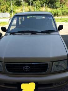 2001 Toyota Unser 1.8 (M)