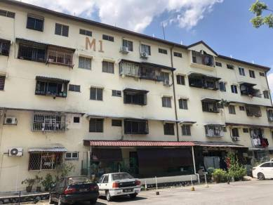 Pandan Jaya Apartment For Rent (2 Units)