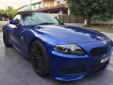 Used BMW Z4 coupe for sale
