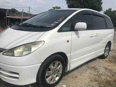 Used Toyota Estima for sale