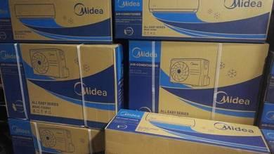 Big sales aircond midea 1hp 1.5hp 2hp 2.5hp