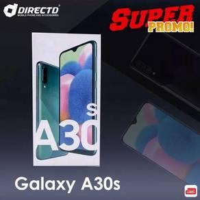 GALAXY A30S (4GB RAM | 3 Kamera BLKG)SUPER PROMOSI
