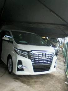 2015 Toyota ALPHARD 2.5 SA-(0524)