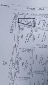 Mainroad Land at Jln Gombak , Below Market Price