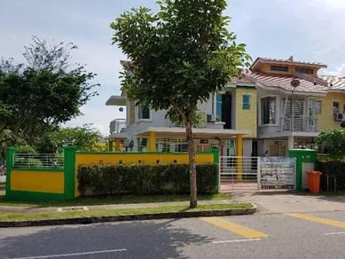 Rumah Double Storey Corner Lot Tmn Bandar Senawang