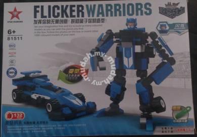 Bricks SD 81511 Flicker Warrior