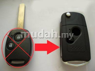 Honda Flip key Replacement for Civic,Jazz