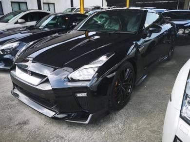 2017 Nissan Gt R 3 8 Black Edition A Gtr