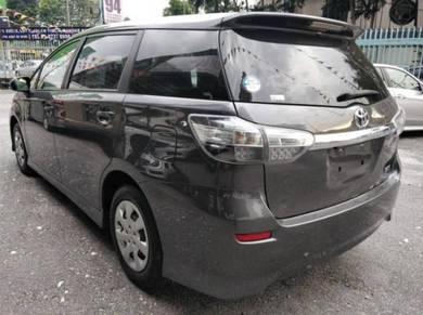 Toyota wish 2013 1.8 X new unreg