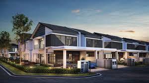 [Move in Q1 2020] Freehold Cyberjaya 2 storey Terrace 22x85 House