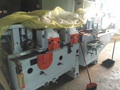 Moulder 6 Spindles Senko Jointer 7 8 9 5 malaysia
