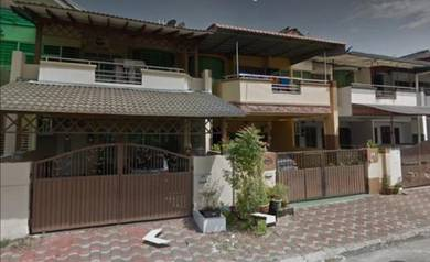 Bandar Siber Song Choon Double Storey Renovated House 22x70 ( FOR SALE