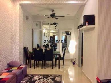 Riana ukay ampang 2 sty renovated house