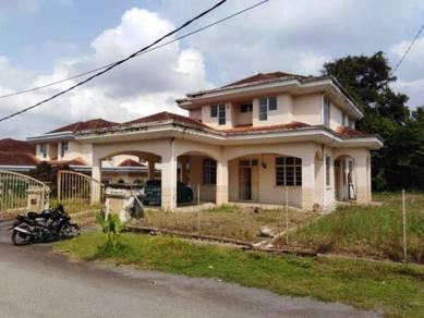 [Corner-never lived in] 2 storey Bungalow Rasah Kemayan Seremban 2