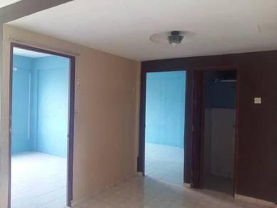 1st Floor renovated at Flat Sri Lanang, Jalan Harmonium Desa Tebrau