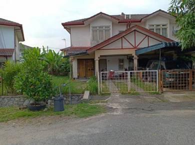 Double Storey Jalan Anggerik Bukit Sentosa Rawang