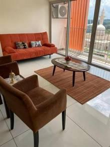 Suria Jelutong 3 Bedroom Fully Furnished, Bukit Jelutong, Shah Alam