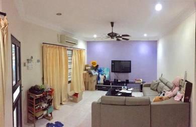 Mutiara Rini Utama Skudai Double Storey Terraced house for SALE